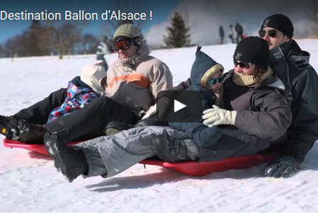 Destination Ballon d'Alsace !