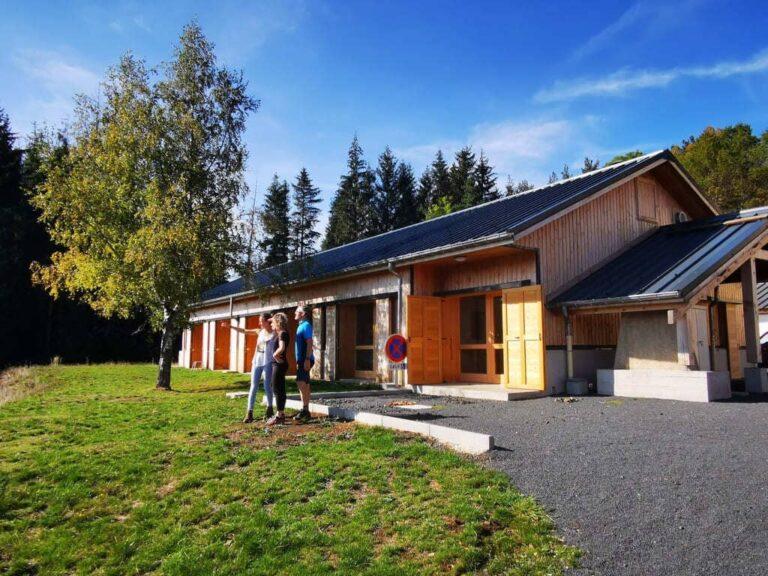 Borée - Centre du Genestou - Ardèche _ Éducation Jeunesse Aisne 08