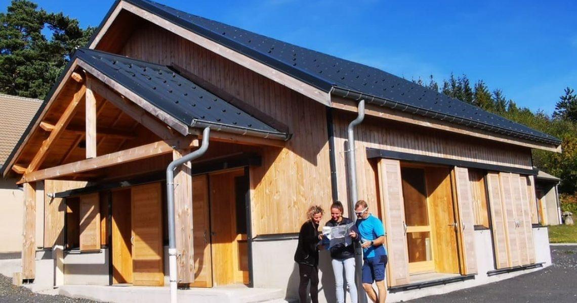 Borée - Centre du Genestou - Ardèche _ Éducation Jeunesse Aisne 01
